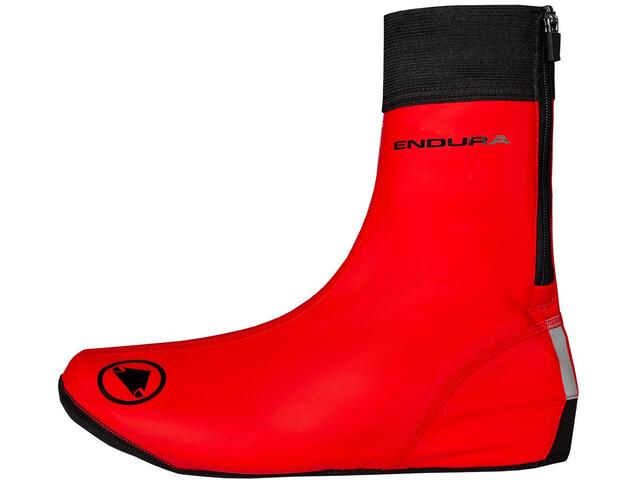 Endura FS260-Pro SLick II Over Shoes Herre red